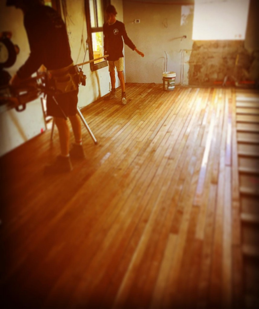 The groms getting it done spacemerchant ricedaniels flooring xylosinuous thanksjezahellip