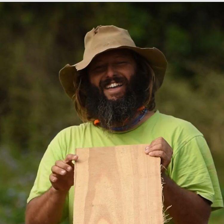 Lifes good morningwood woodsniffer